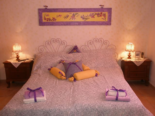 GIALLA GIAGGIOLOFIRENZEB&BPARKINGWI - Florence - Bed & Breakfast