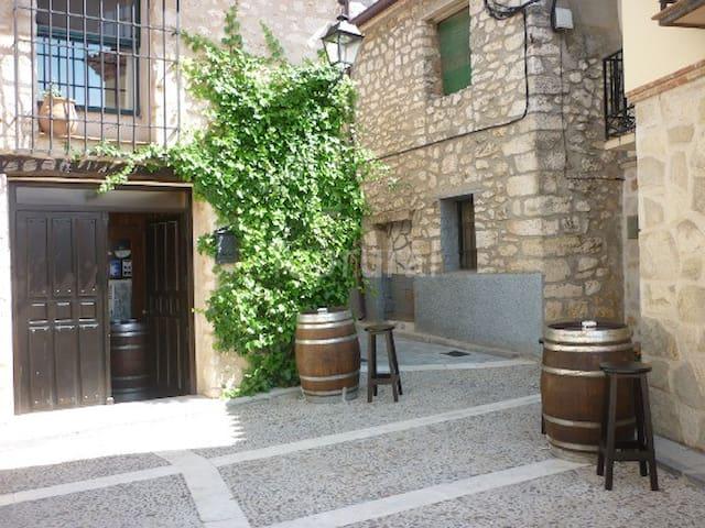"""Casa Rural  """" La Felicidad de la Tierra"""" - Torija - Guesthouse"""