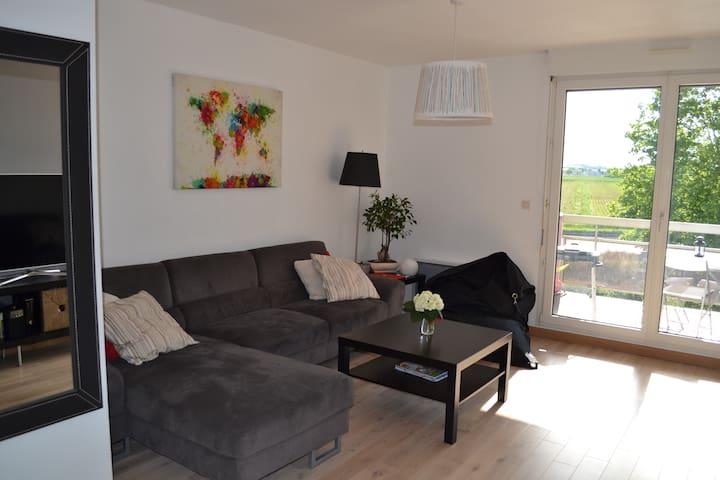 Appartement proche STRASBOURG - Reichstett - Flat