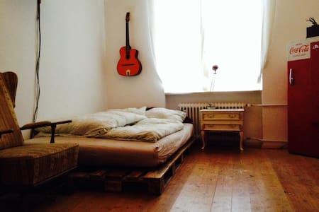 Room for 2 Theresienstraße - Munich - Appartement
