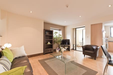Convenient Spacious 3bed apartment in city centre - Dublin - Leilighet