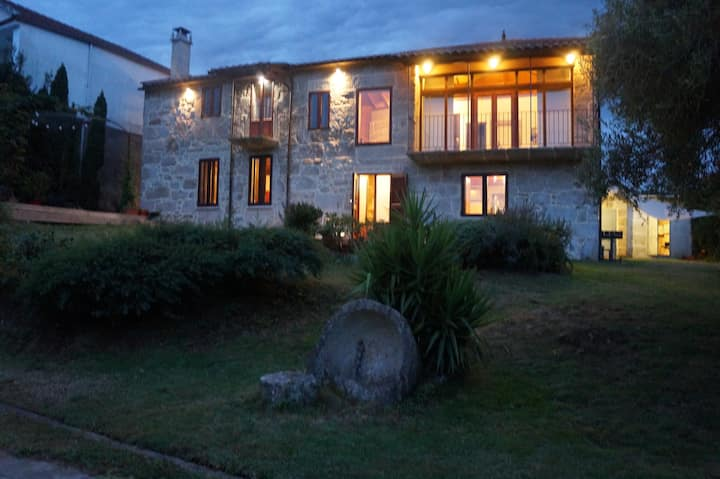 Wonderful house of field near of  Rías Baixas