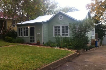 Charming Bungalow in Travis Heights