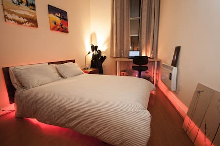 Double Bed in one of the best area.