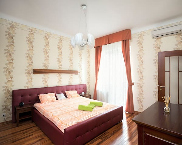 Apartment right in the centre - Budapest - Wohnung