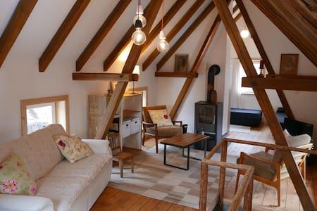 "Guesthouse ""Alte Waescherei"" - Friedrichroda - บ้าน"
