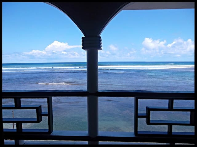 Calibishie Sandbar - Ocean View Room.