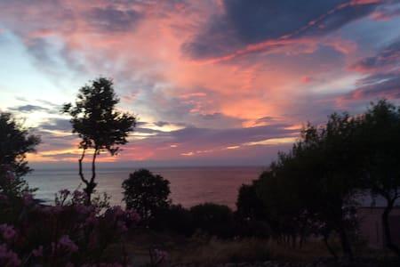 Dans villa avec jardin - Haute-Corse - Σπίτι