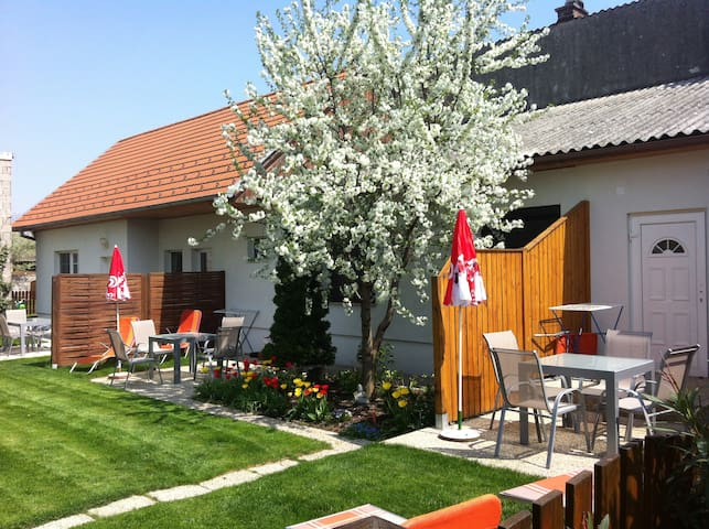 Ferienwohnung W2 am Neusiedlersee - Mörbisch am See - Appartamento