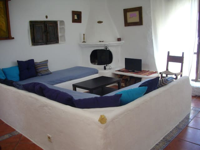 PN Cabo Gata Níjar- Casa Guacamayo - Las Hortichuelas - Ev