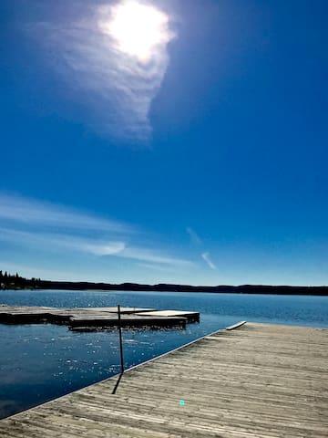 Lakeside haven
