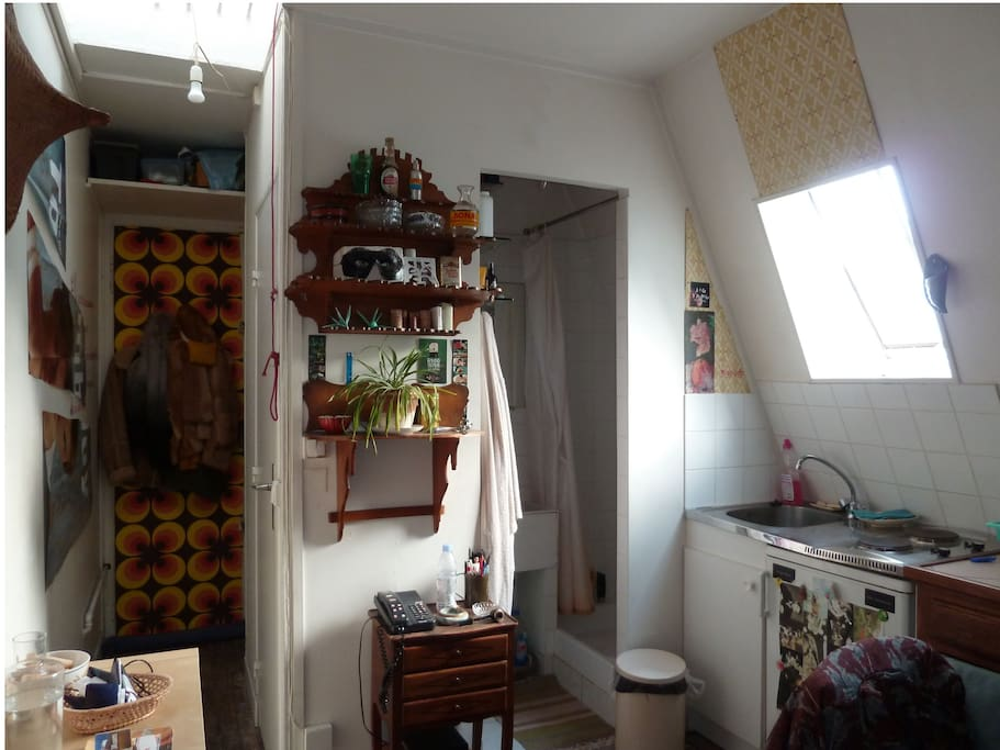 Le nid paris central appartment appartements louer - Nid rouge lincroyable appartement paris ...