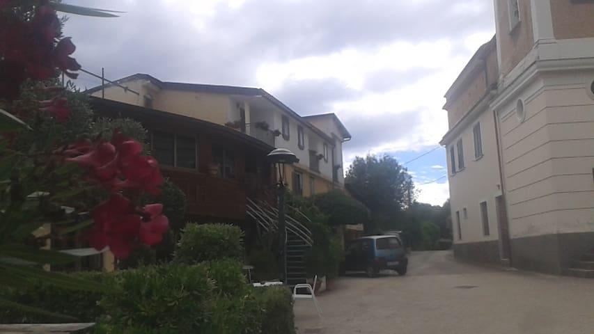 casa vacanze santa rosalia