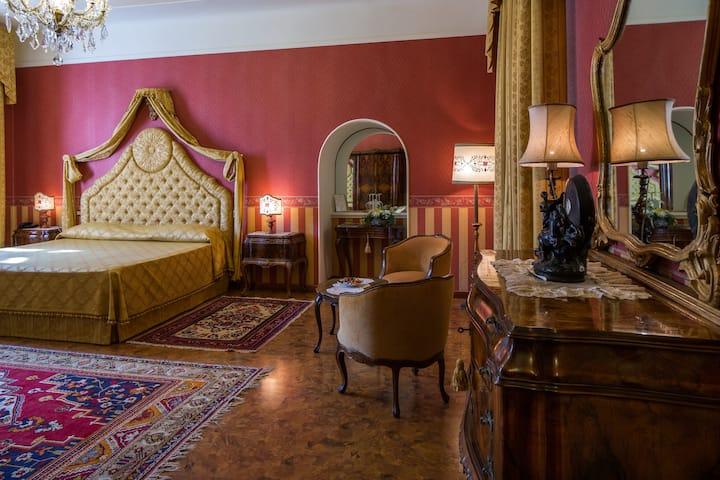 Junior Suite Castello di Spessa