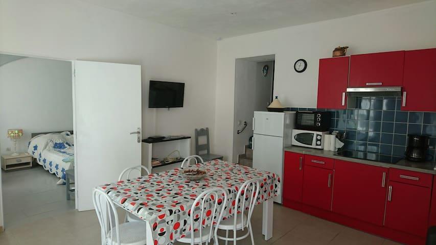 3 pièces près de cure thermale - Roquebillière - Apartment