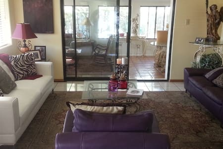 Relax in Clean and Spacious Home - Oro Valley - Rumah