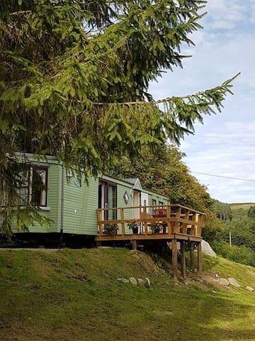 Clwydian Caravan - Llangwyfan - Chatka