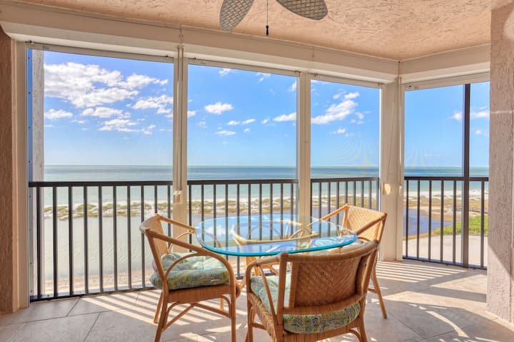 The Best Beach Front Condo on Fort Myers Beach