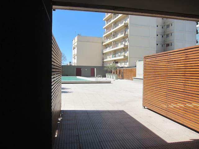 Apart Studio+amenities Buenos Aires
