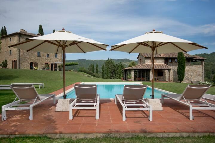 La Maccinaia - 107709 - Bucine, Arezzo - Villa