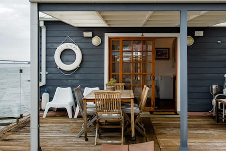Private Modern Boatshed on the Waterfront