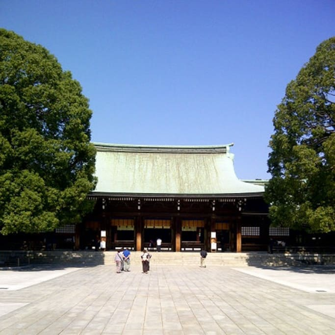 Photo of Meiji Jingu