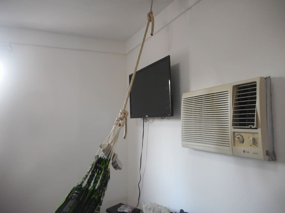 A/C and TV