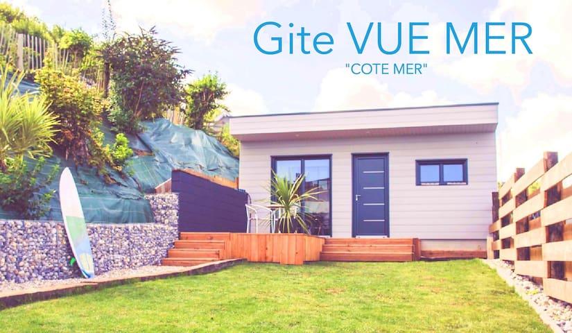 "Gîte ""Côté Mer "" Location Vacances VUE MER"