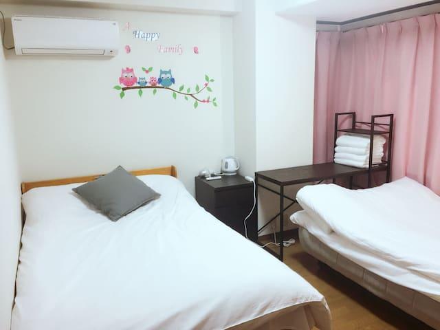 Tokyo netroom303 from Asakusabashi 8 mins by walk - Taitō-ku - Apartment