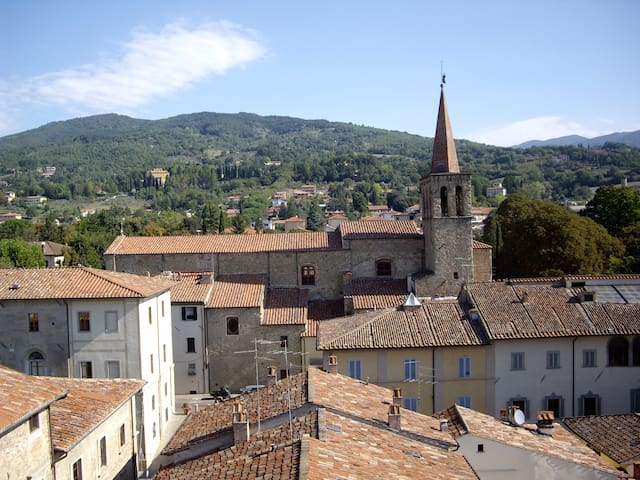 Sansepolcro Apartment (6/10 people)