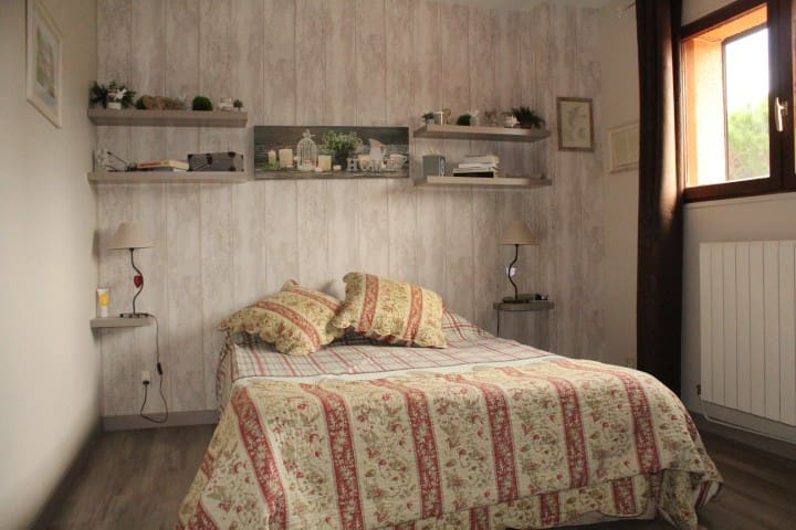 La chambre vue 1
