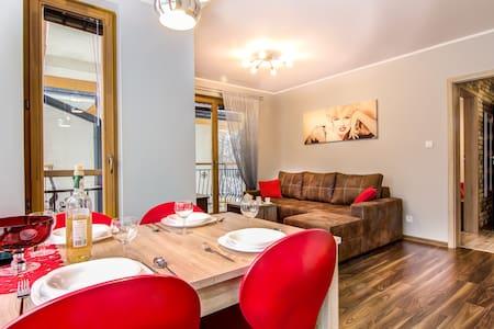 Apartament Brylantowy Zakopane - Poronin - Apartment