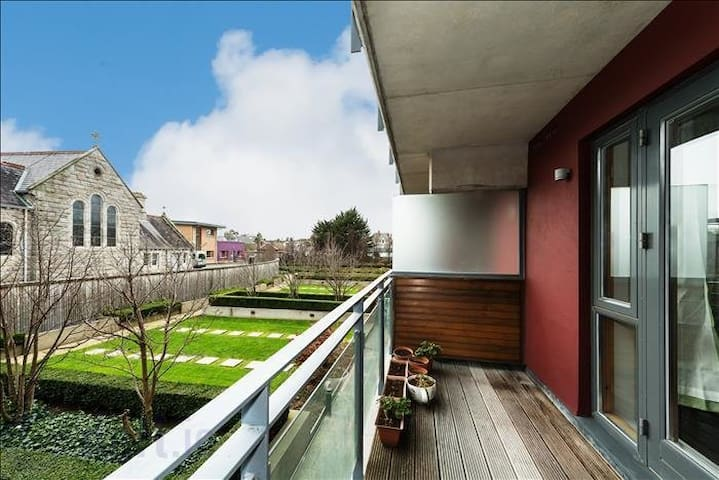 Cozy and accessible to transport - Blackrock, County Dublin, IE - อพาร์ทเมนท์