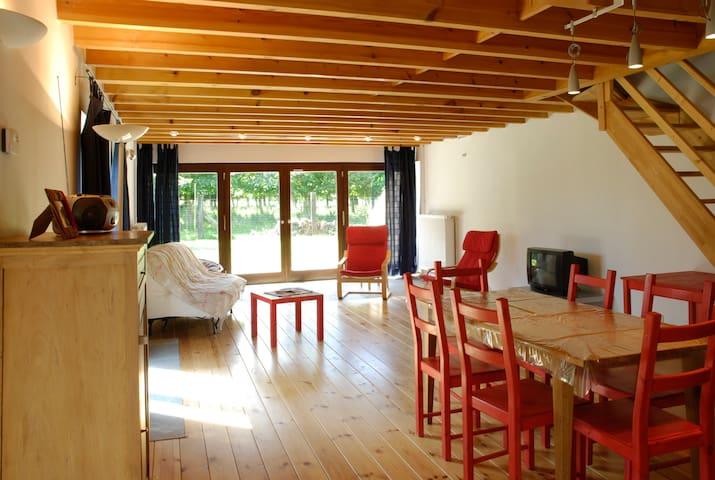 Gîte duplex confortable à la campagne - Frasnes-lez-Anvaing - Apartemen