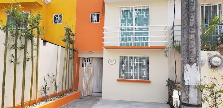 Hermosa casa disponible para la familia