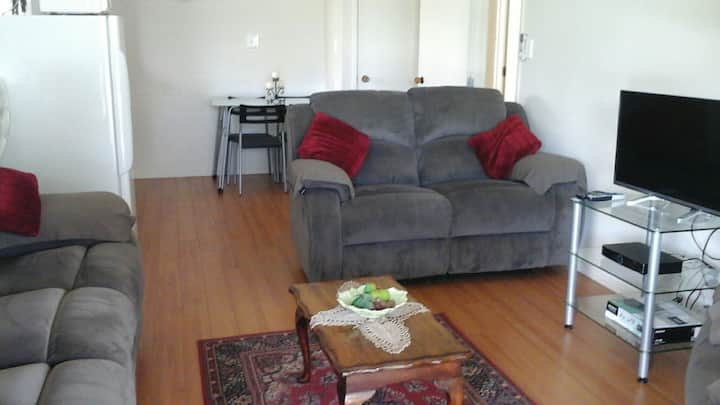 Raglan West apartment