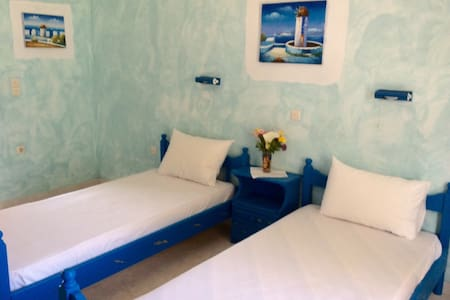 Room number 1..in villa Gerani