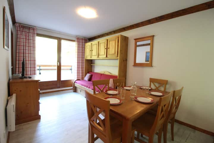VALE07 Apartment for 6 persons - résidence with swimming pool