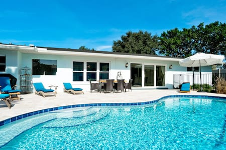 Riverview Breeze - Heated Pool, 1 Level.