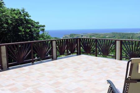 Omanette Retreat, St. Lucia - Vila