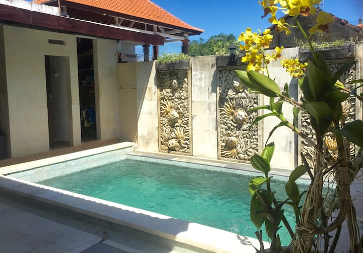 Bagusrama Villa - A Cozy house in South Kuta Bali.