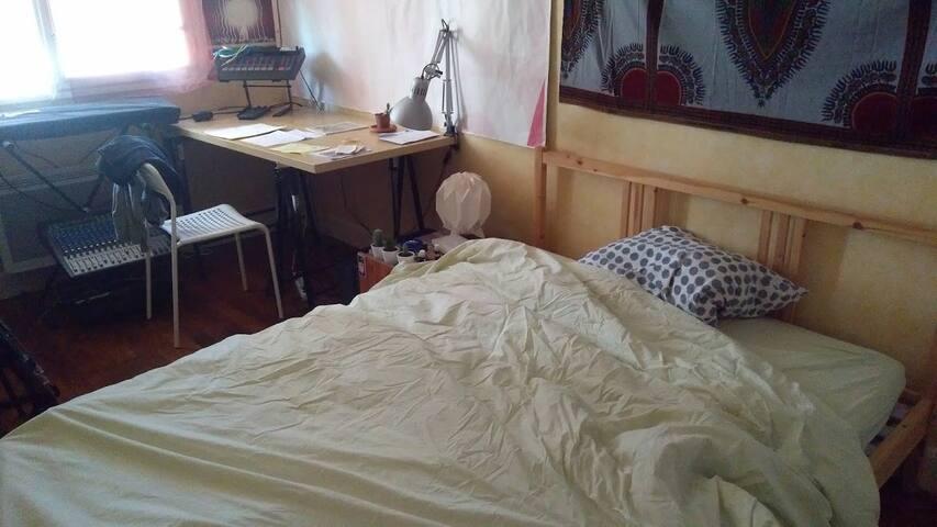 Cheap & Cosy room in VIlleubanne