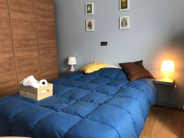 Apartamento 4 huéspedes cocina+baño+wifi+2habitac - Logroño - Departamento
