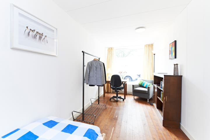 Quiet and comfortable in the Pijp - Amsterdam - Appartement