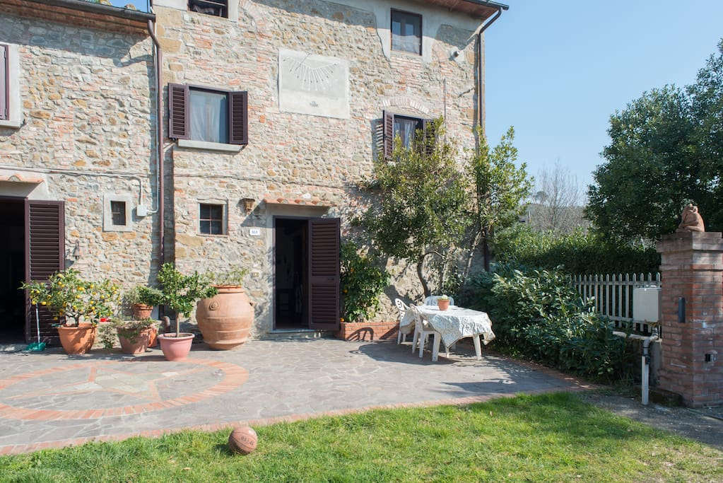 Casale del 500 nel cuore di toscana houses for rent in for Casale di 1500 m