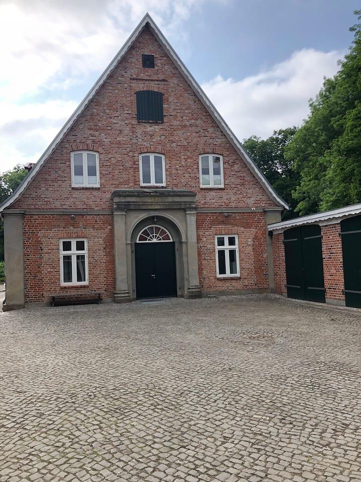 Wohnen im Naturidyll Rohlstorf direkt am Wardersee