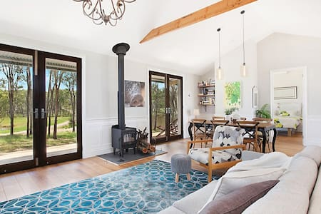Hunter Valley Barrington Villa Lake/Mountain Views - Belford - Villa
