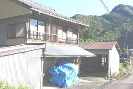 A house near Kumano Hongu-Taisha - House