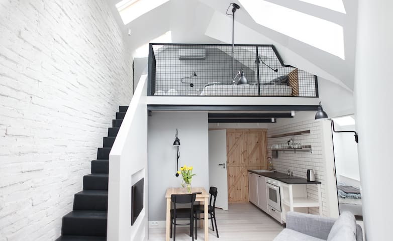 Modern Apartment46 / Kazimierz