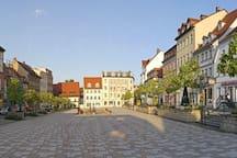 Nice apartment in ZEITZ close to Leipzig